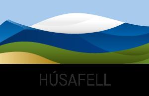 logo_husafell_2